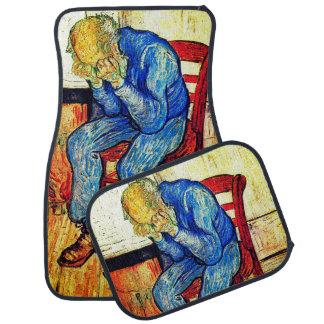 Alfombrilla Para Coche Viejo hombre Sorrowing de Van Gogh