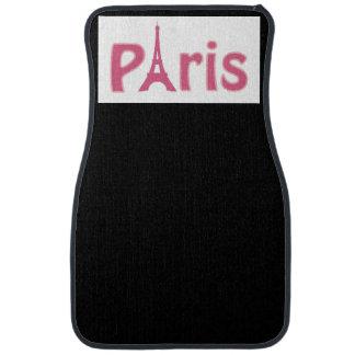 Alfombrillas de auto de París