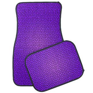 Alfombrillas de auto del diseño de la impresión de alfombrilla de coche