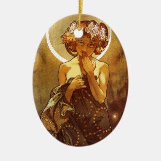 Alfons Mucha: Luna