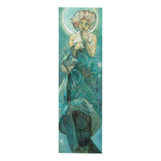 Alfonso Mucha Moonlight Clair De Lune Art Nouveau Cuadro