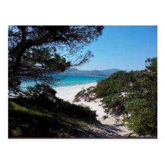 Alghero, Cerdeña - tarjeta postal
