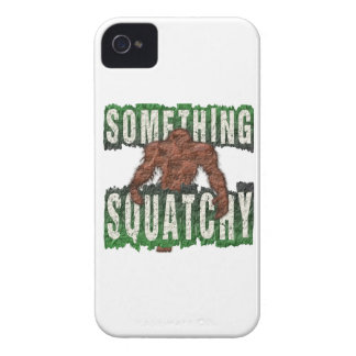 Algo Squatchy Carcasa Para iPhone 4 De Case-Mate