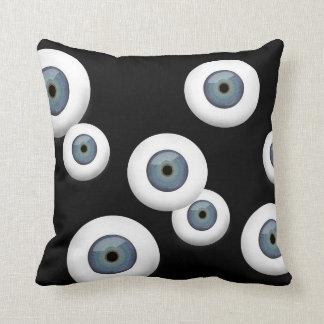 Algodón de la almohada de tiro del globo del ojo