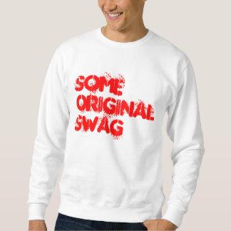 ALGÚN SWAG ORIGINAL SUDADERA