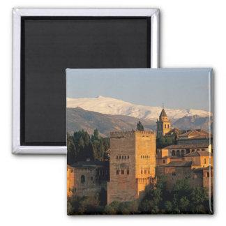 Alhambra; Granada; Andaslusia, España, Sierra Imanes