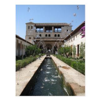 Alhambra Postal