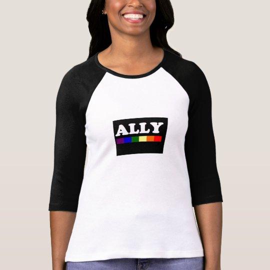 Aliado de LGBTQ Camiseta
