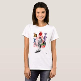 Alice in Wonderland Camiseta