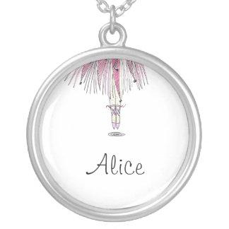 Alicia - collar de la bailarina - personalice