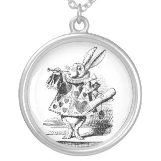 Alicia en el conejo blanco Herald del país de las  Grimpolas Personalizadas