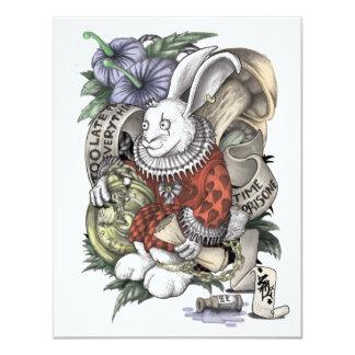 Alicia en el país de las maravillas: Conejo Comunicados Personalizados