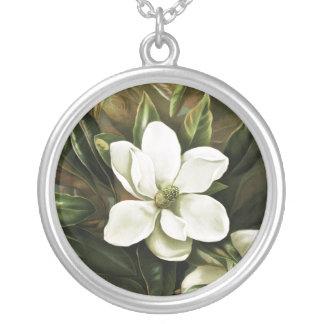 Alicia H. Laird: Magnolia Grandflora Colgante Redondo