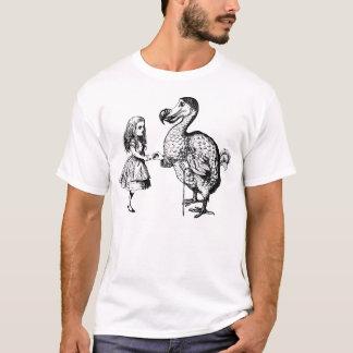 Alicia y el Dodo Camiseta