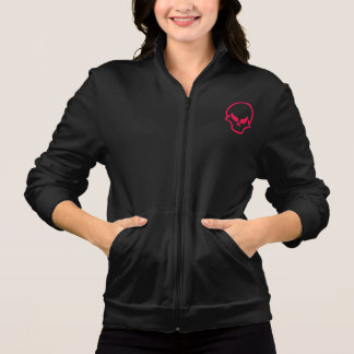 Alien nation chaqueta deportiva imprimida