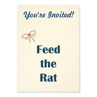Alimente los recordatorios de la rata comunicado