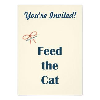 Alimente los recordatorios del gato comunicados personales