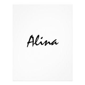Alina con el significado céltico