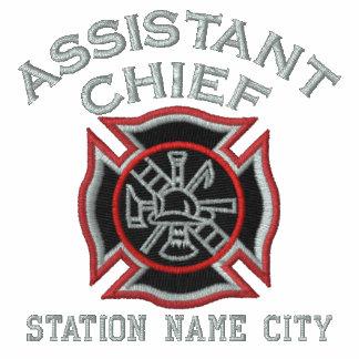 Aliste para personalizar al principal bombero sudaderas personalizadas