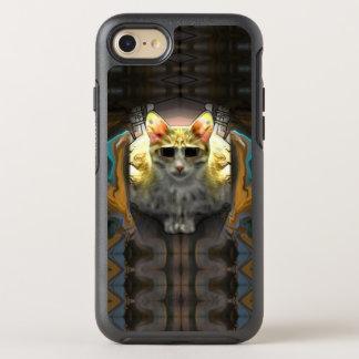 Aliste para sacan el gato fresco funda OtterBox symmetry para iPhone 8/7