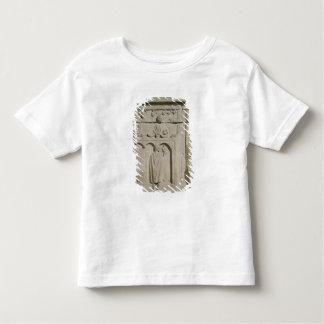 Alivio que representa a un comerciante de vino camiseta de niño
