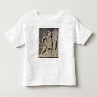 Alivio que representa a un soldado romano camisetas