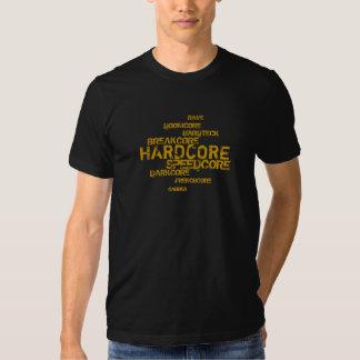 all kind of hardcore camisetas