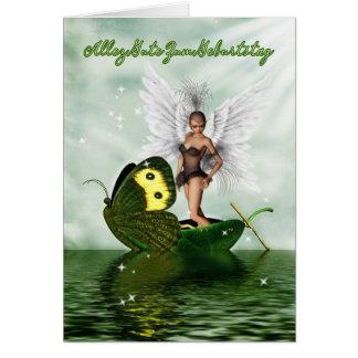 Alleze Gute Zum Gerburtstag - tarjeta de cumpleaño