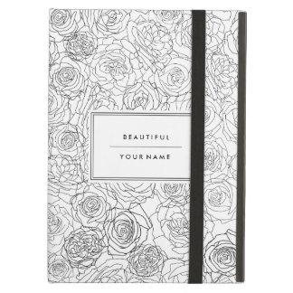 Alluringly floral - personalizar funda para iPad air