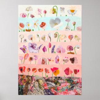 Alma de las flores poster