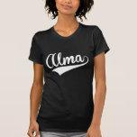 Alma, retra, camiseta