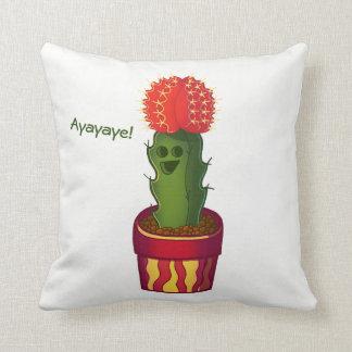 Almohada 2 del cactus de Ayayaye