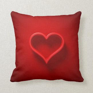 Almohada 3D - forma de cardíaco con luz y sombra