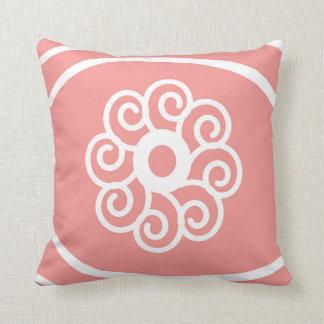 Almohada abstracta de la decoración