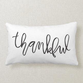 Almohada agradecida del |