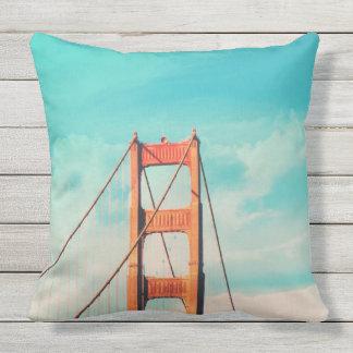 Almohada al aire libre de San Francisco del Golden