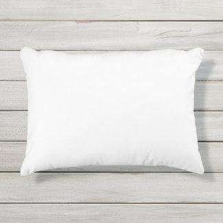 Almohada al aire libre del acento