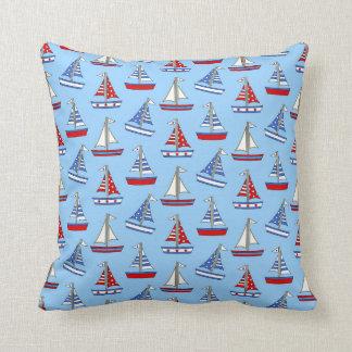 Almohada americana del velero