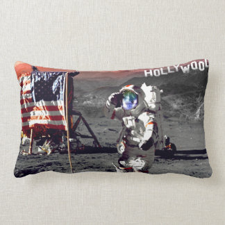 Almohada ancha - hombre de la luna de Hollywood