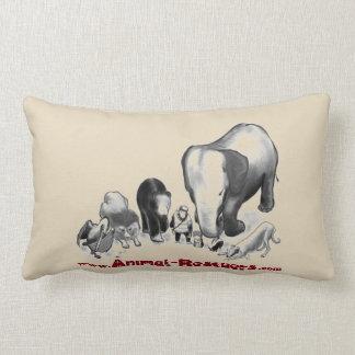 almohada animal de los salvadores