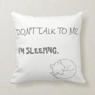 Almohada astuta el dormir