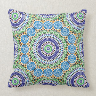 Almohada con el mosaico