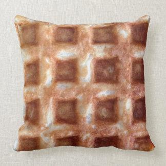 Almohada cuadrada de la galleta