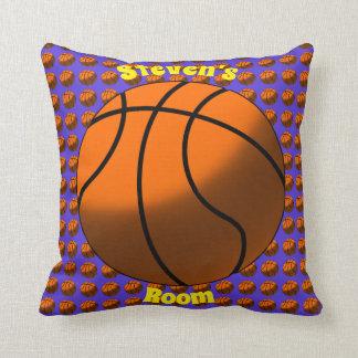 Almohada cuadrada del baloncesto