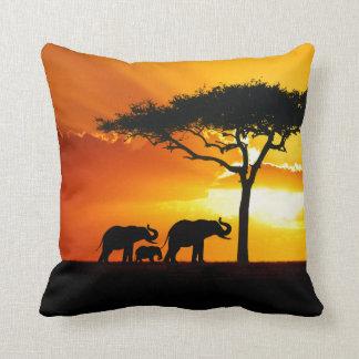 Almohada de África 2