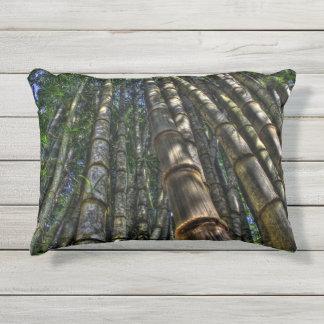 Almohada de bambú al aire libre