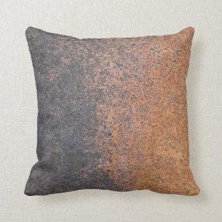 Almohada de cobre de la textura