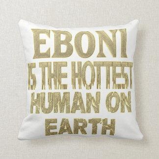 Almohada de Eboni