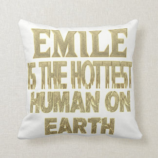 Almohada de Emilio