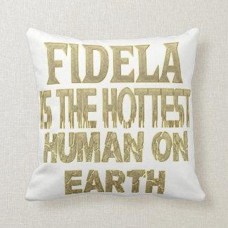 Almohada de Fidela